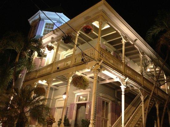 Artist House:                   Street View