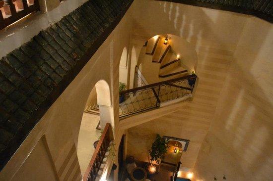 Riad Ziryab Marrakech :                   Precioso lugar