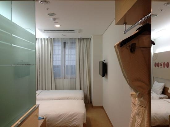 Aventree Hotel Jongno:                   Room
