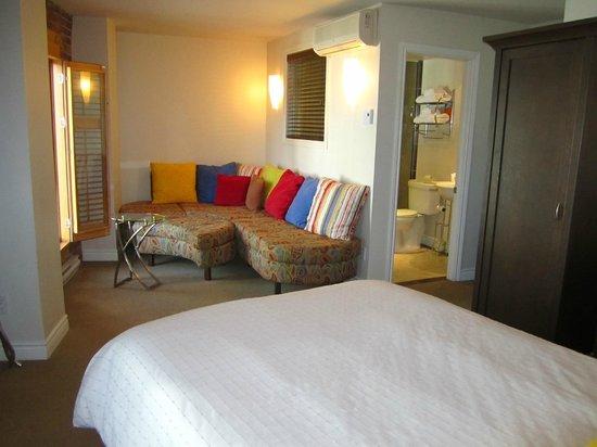 Hotel Le Vincent : Habitación 6
