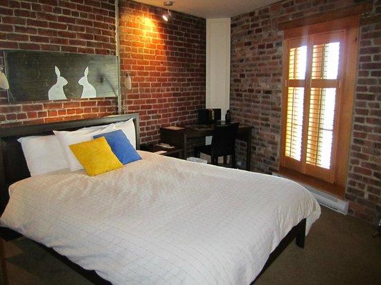 Hotel Le Vincent: Habitación 6