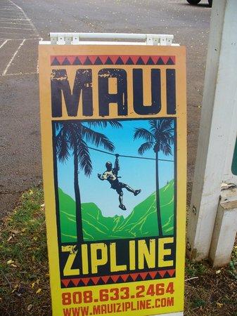 Maui Zipline Company:                   Excellent adventure!!