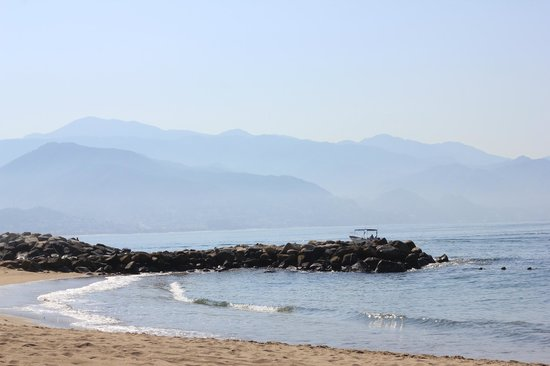 The Westin Resort & Spa Puerto Vallarta:                   the beach at the hotel
