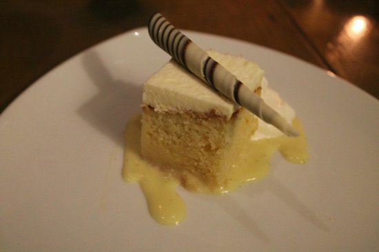 1808 Grille:                   Tres leches