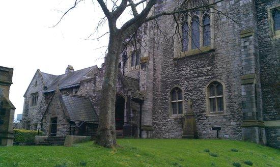 Prysten House:                   Prysten linked to Abbey Hall