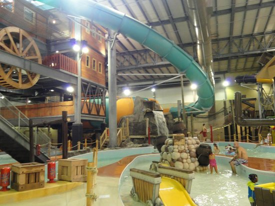 Double JJ Resort: Waterpark