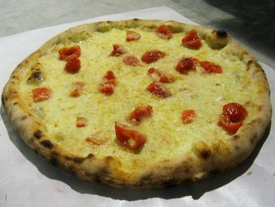 Pulecenella Pizzeria : Pizza 'Alburni'