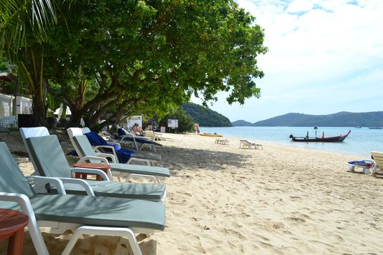 Panwa Boutique Beach Resort:                   Beachfront