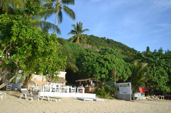 Panwa Boutique Beach Resort:                   Panwa Beach