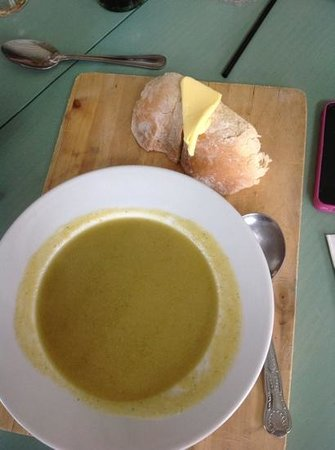 The Harrow: soup