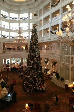 ‪‪Disney's Grand Floridian Resort & Spa‬:                   Lobby