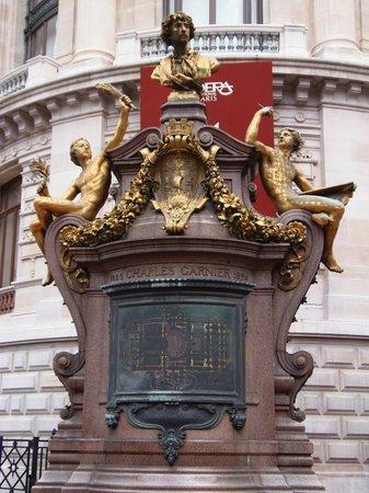 Palais Garnier - Opéra National de Paris: Palais Garnier