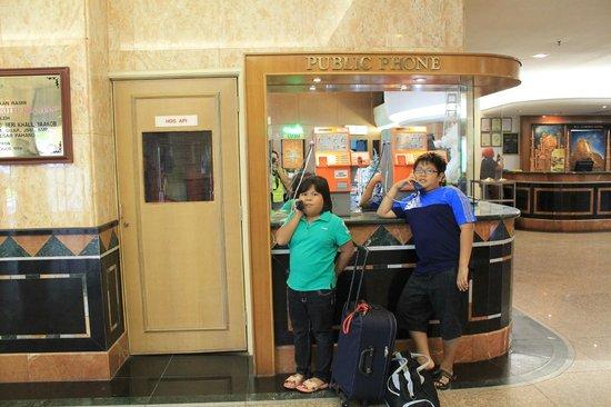 Grand DarulMakmur Hotel Kuantan:                   Lobby