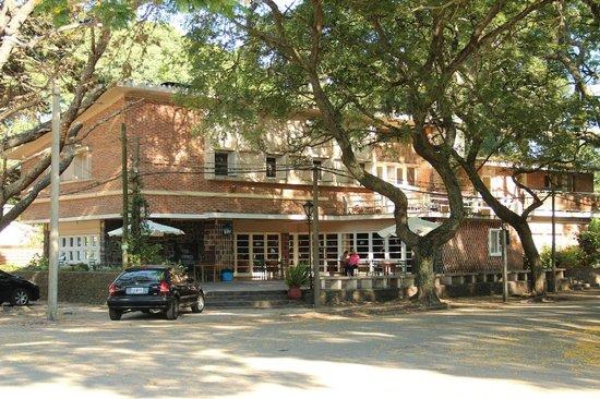 La Hostería Don Guillermo:                   Exterior del hotel