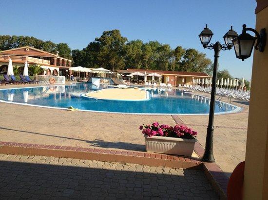 Mayor Capo Di Corfu: piscina