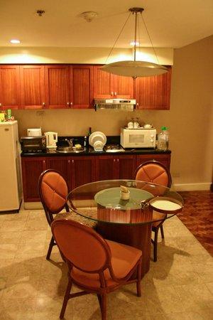 馬卡蒂千禧薩默塞特公寓式飯店照片