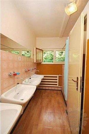 Penzion Hyskov u Berouna: Bathroom