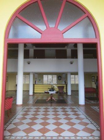 Cap Reva:                   L'entrée