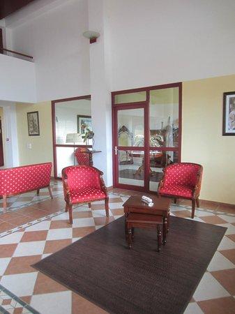 Cap Reva:                   La réception