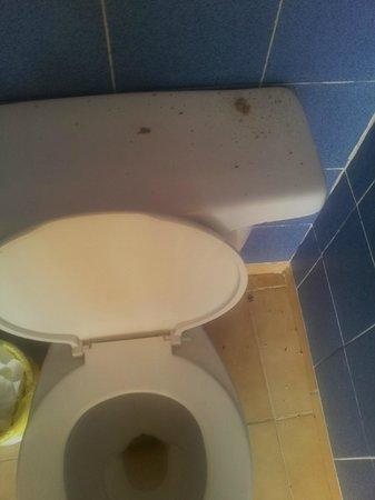 toilette della posada el botuto
