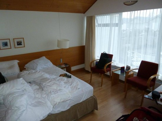 Icelandair Hotel Fludir: The rooms