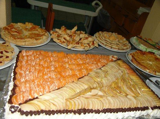 Delphin Ribat:                   buffet