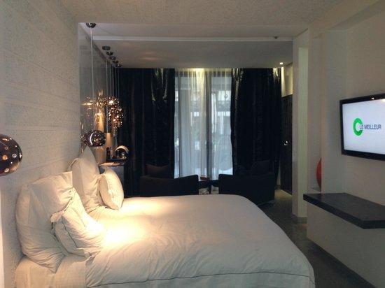 Cesar Resort & Spa:                   Intérieur chambre
