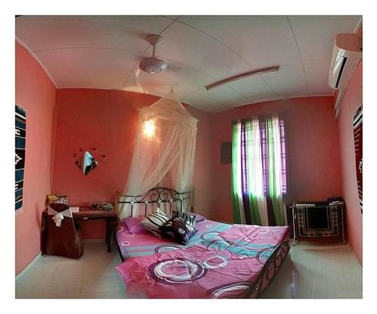 Homestay Pasir Gudang: Arabian room