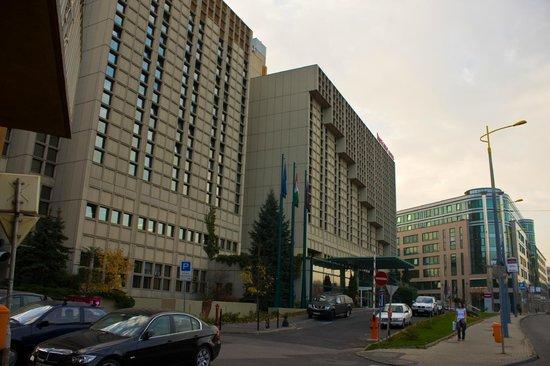 โรงแรม เมอร์เคียว บูดาเปสท์ บูดา: Mercure Budapest Buda