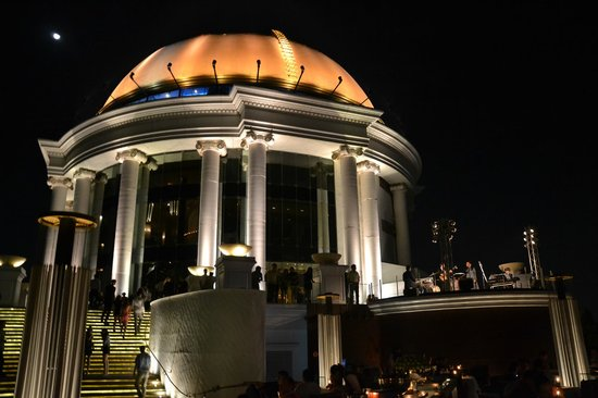 lebua at State Tower:                   le dome 3