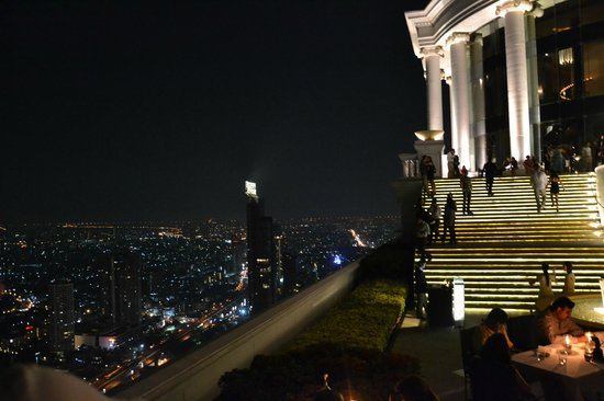 lebua at State Tower:                   le dome 1