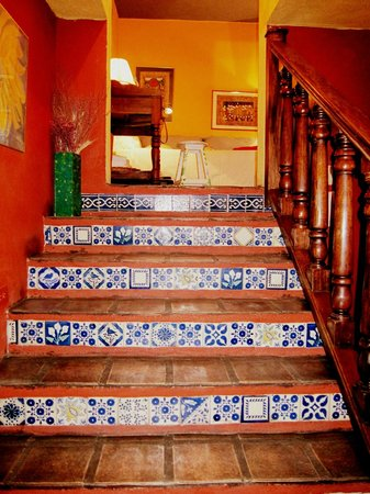 Casa de la Cuesta:                   we loved all the detail