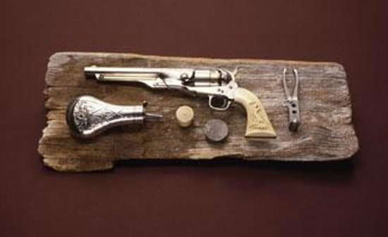 Woolaroc Museum & Wildlife Preserve:                                                       Colt Firearms Collection