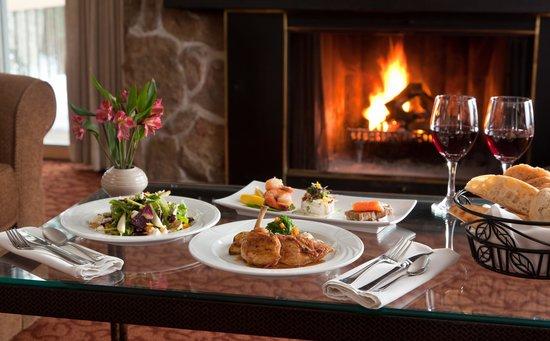 The Inn at Honey Run: In-Room dining