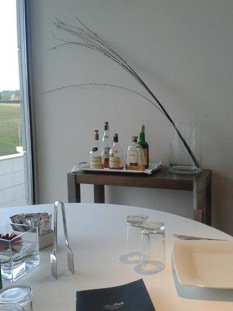 Finca Prats Hotel Golf & Spa: Comedor