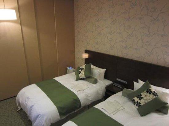 Hotel Vista Premio Kyoto:                                                       ツイン