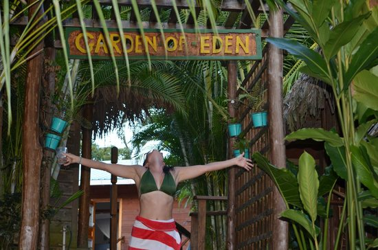 Garden of Eden Inn: Welcome to the Garden