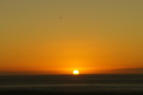 Lopesan Costa Meloneras Resort, Spa & Casino: Perfect sunset
