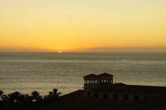 Lopesan Costa Meloneras Resort, Spa & Casino: Last rays at sun set