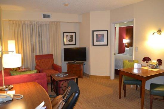 Residence Inn by Marriott Miami Aventura Mall: Apartments