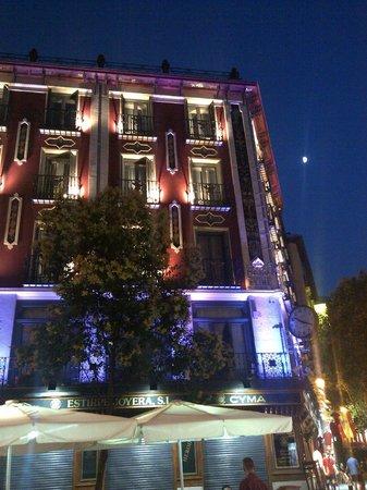 Petit Palace Posada del Peine : L'hôtel