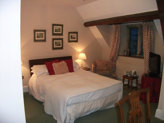 Guyers House Hotel: Our room