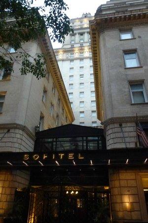 布宜诺斯艾利斯索菲特酒店照片