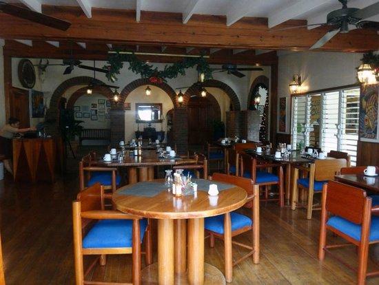 San Ignacio Resort Hotel: Restaurant