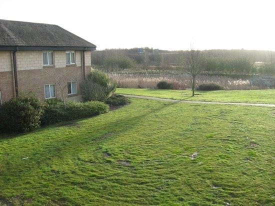 Days Inn Peterborough: View from bedroom window