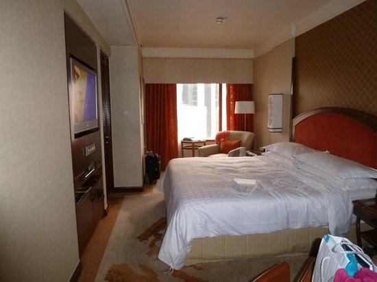 Sheraton Imperial Kuala Lumpur Hotel: Vista habitación