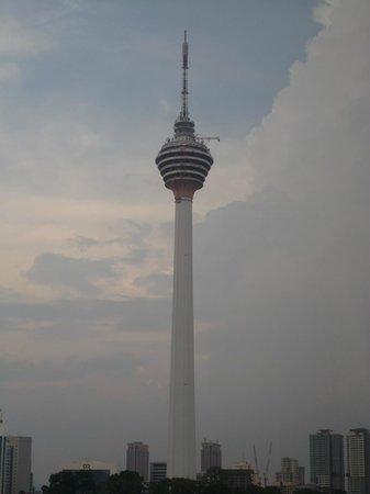 Sheraton Imperial Kuala Lumpur Hotel: Visxta desde habitación