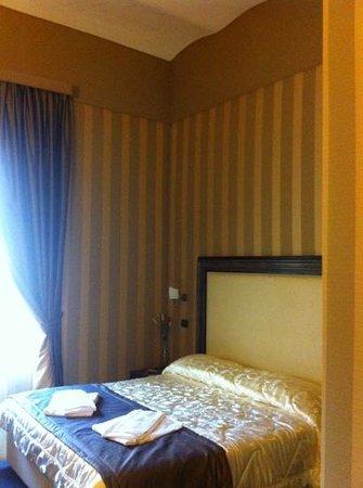 Domus RomAntica:                   la chambre