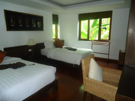 The Village Coconut Island:                   ROOM