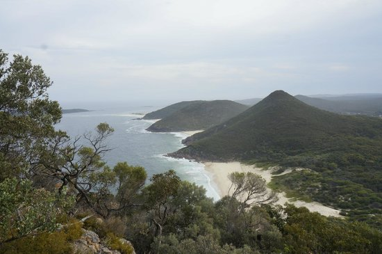 Tomaree Head: Amazing views